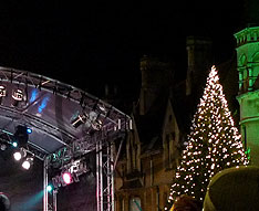 Christmas lights celebrations - Oxford